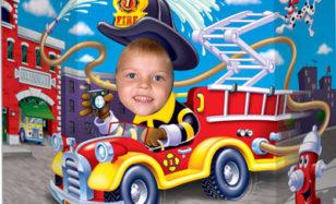 Feuerwehrparty für Kinder & Feuerwehrgeburtstag