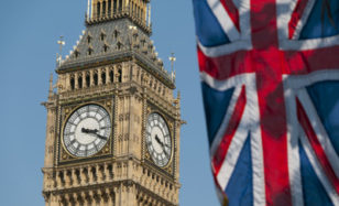 Britische Tee-Party als Länderparty England