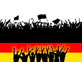 LÄNDERPARTY: Deutschland  Deutschland über alles…