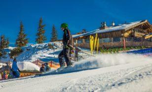 Gepflegtes leckeres Apres-Ski: Fire & Ice der Schweizer Art