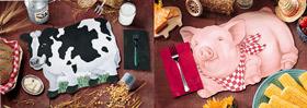Muuh  Määh & Kikeriki: Motto Bauernhof zum Kindergeburtstag