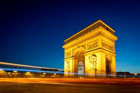 Stadt der Liebe: Pariser Abend zum Valentinstag