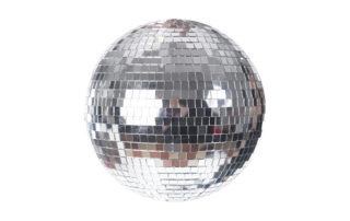70s 80s Diskokugel