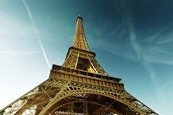 Französische Länderparty – Hommage an den Eiffelturm
