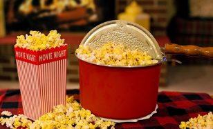 Filmreife Überraschung: Kino-Party für die Familie