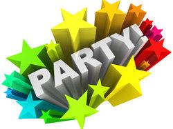 Das EVENT wird zum MOTTO: beste Stimmung am WELT-PARTY-TAG