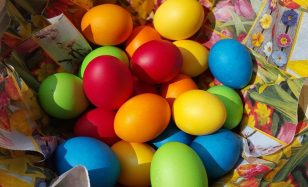Farbenpracht zum Osterfest mit frischen Ideen