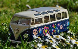 VW Bus Spielzeug