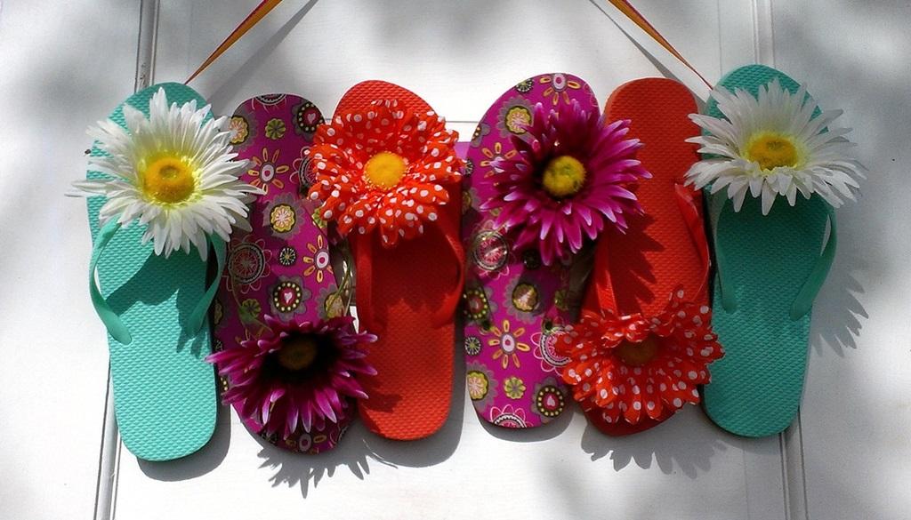 Südseebrise – Flip-Flops für den Tanz in den Mai