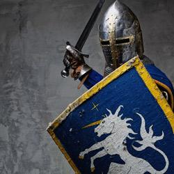 Ritterlich erzogen und geprüft