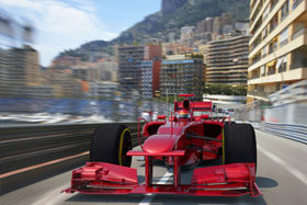 Rasantes Savoire-vivre: Formel1 in Monte Carlo am 25. Mai 2014