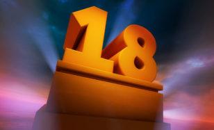 Endlich 18 – MOTTOPARTY zur Volljährigkeit