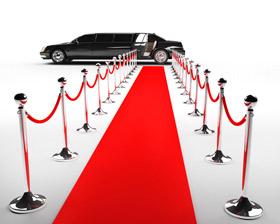 willkommen auf dem roten teppich in hollywood fixe fete alles ber partys. Black Bedroom Furniture Sets. Home Design Ideas