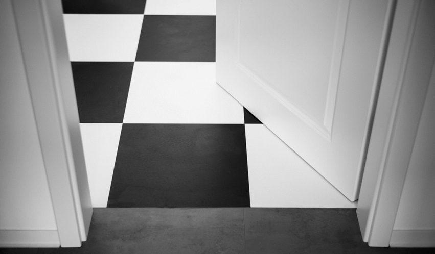 Schwarz und Weiß – kein bisschen trist