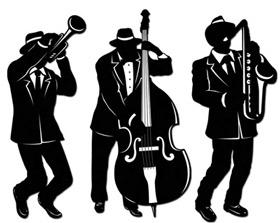 jazz-band-deko