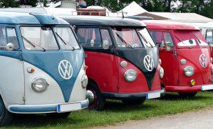 Wie alles begann – die Geschichte des VW Bulli