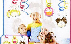 Kindergeburtstag Kochparty – an die Töpfe  fertig  los!