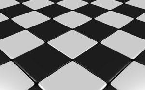 Black & White Party in den Top Ten der Mottopartys