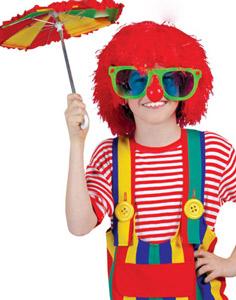 Clownparty – Der Zirkus ist in der Stadt