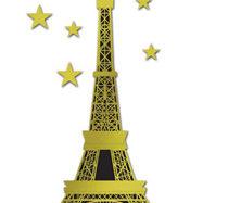 Eiffelturm in Paris – Mon Amour