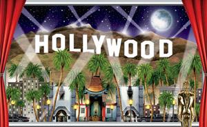 Hollywood Partydeko