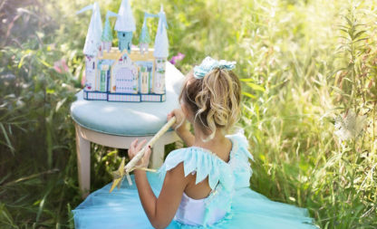 Grandiose Märchenparty: Wenn sich Frau Holle und Schneewittchen treffen