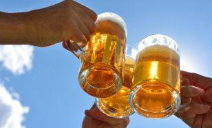 Original-Bier für dein weiß-blaues Oktoberfest