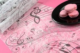 Immer die Charts im Blick auf deiner Musik- und Noten Mottoparty