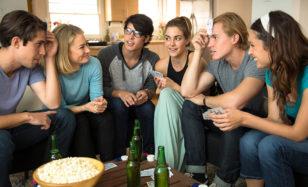 Verspieltes Highlight – Partyspiele für Erwachsene