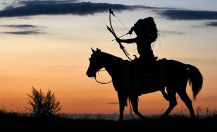 Lustige Spielideen für deinen Indianer-Kindergeburtstag