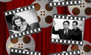 Echte Schwarz-Weiß-Klassiker auf deiner Black & White-Filmparty!