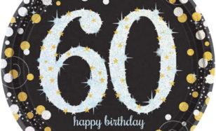 Der 60. Geburtstag – und kein bisschen lebensmüde