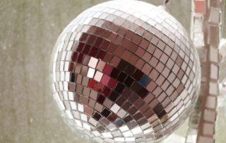 Geburtstagsparty Disco