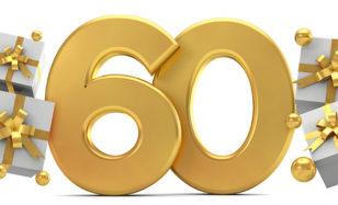 Weg mit der Faltencreme – 60 ist klasse!