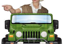 Dschungel-Safari für wilde Kinder!