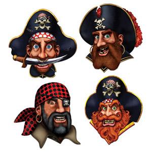 piratenmasken