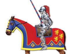 Ritterlicher Kampf