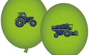 Brumm  brumm  brumm – Traktor-Party auf dem Bauernhof