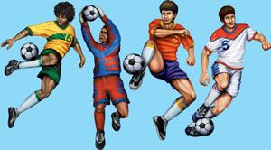 Deine Fußballparty – hier hat niemand spielfrei