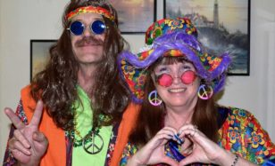 Make love not war – Woodstock im Kleingarten