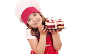 Kochen mit Kindern – So wird es eine Koch-Show