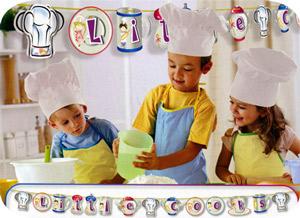 Kochen ist ein Kinderspiel