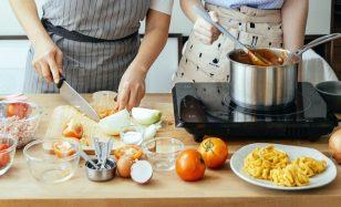 Kochparty – Schnippeln  Kochen und jede Menge Spaß