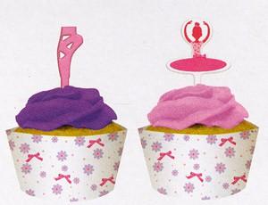 ballett-muffins