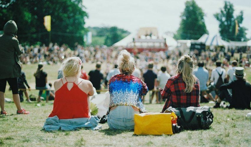 Rockiges Teenie-Weekend – Motto Festival