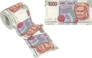 italienische-lire-deko