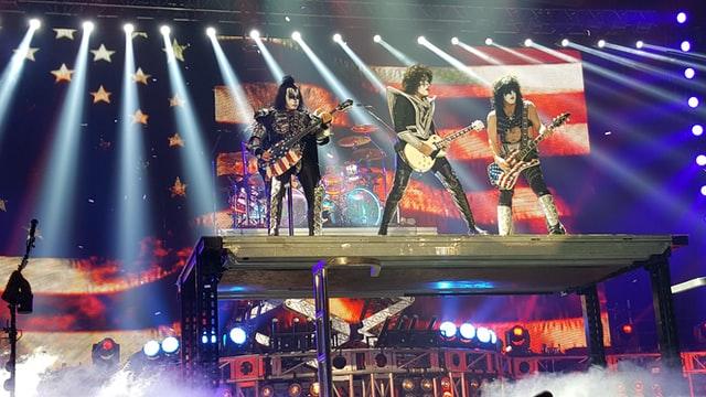 Kiss Konzert Geburtstag