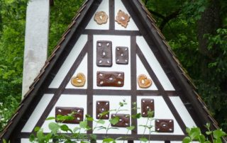 Märchengeburtstag Hexenhaus