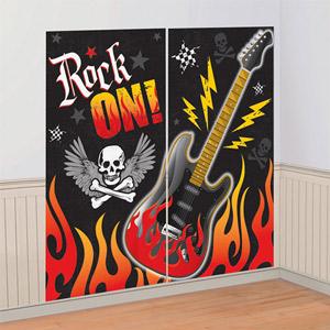 rock-star-wanddeko