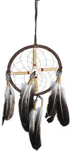 Traumfänger für kleine Indianer